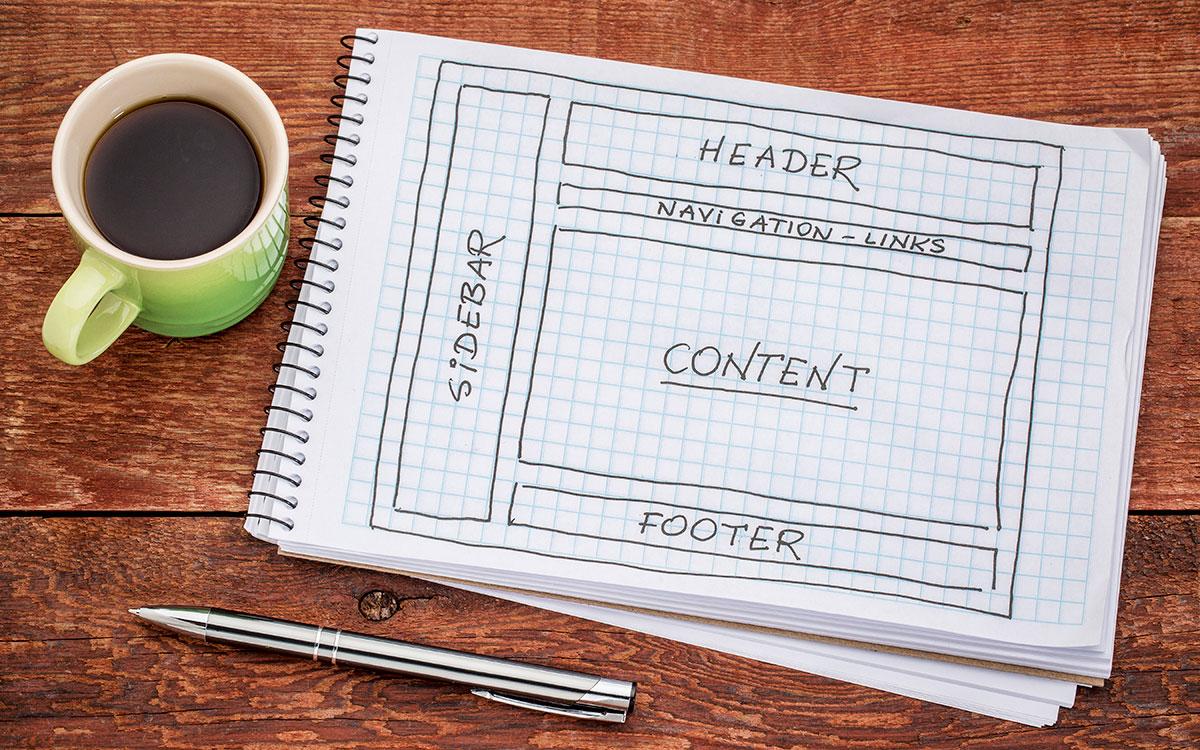 web design for executive coaches