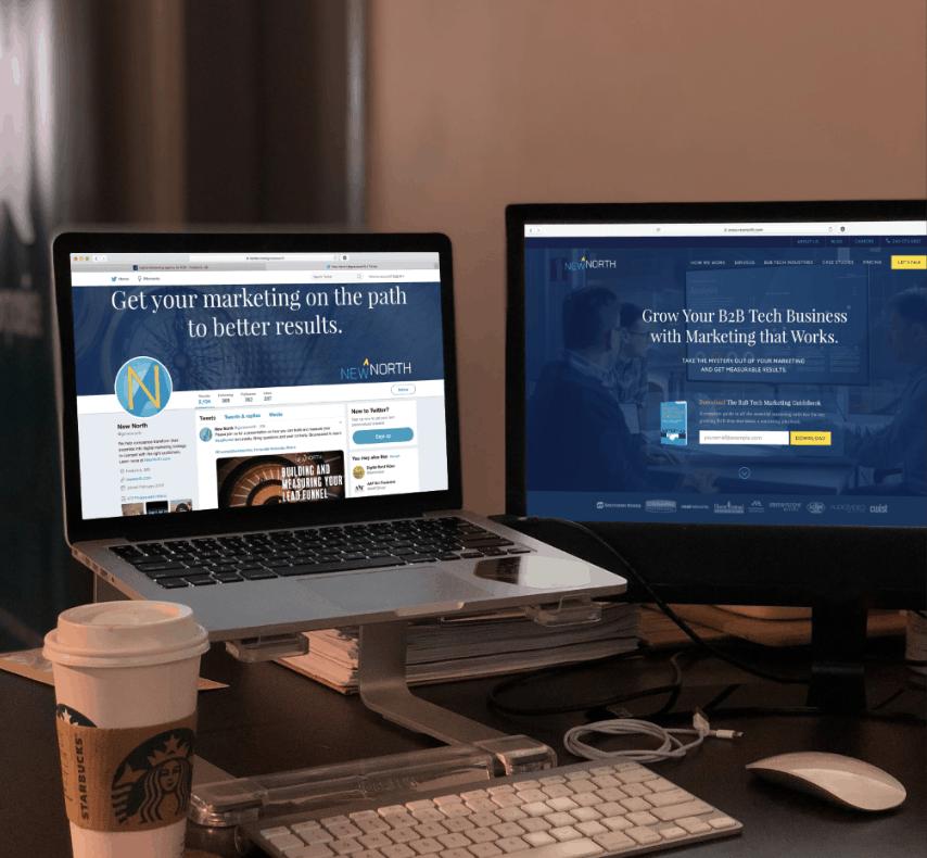 website development for IT consultants